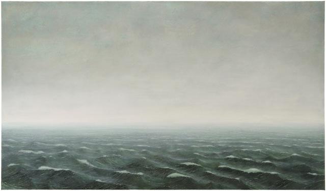 Wulf Winckelmann, 'Neufundlandbank (#1252)', 2019, Galerie Barbara von Stechow