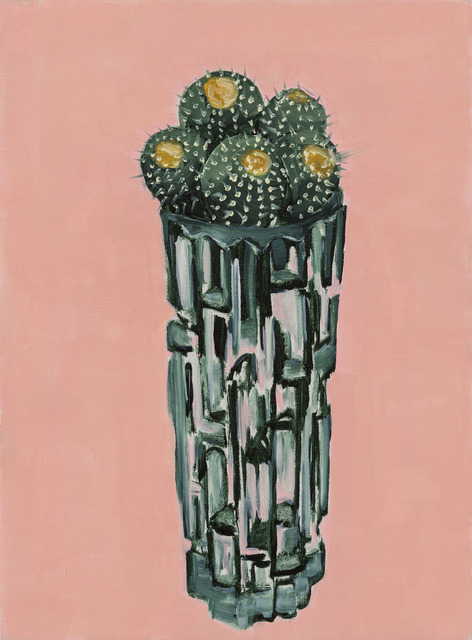 , 'Bunch of Cacti (Single),' 2017, Galerie Huit
