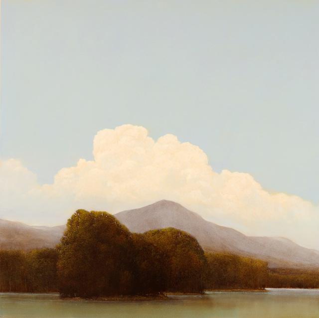 , 'Cloud Mountain Lake,' , Wallace Galleries