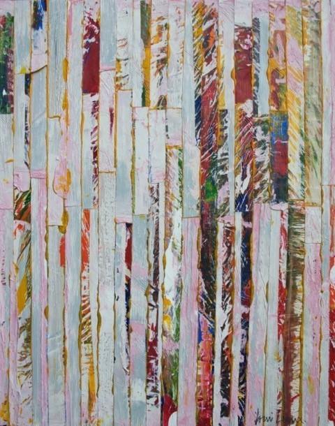 YOURI, 'DISPARATE', 2016, Galerie Vivendi