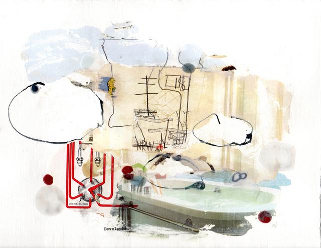 , 'Distributor,' 2015, Spotte Art