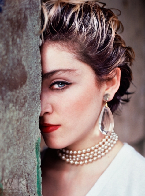 , 'Madonna Beauty Wall,' 1983, Weiss Katz Gallery