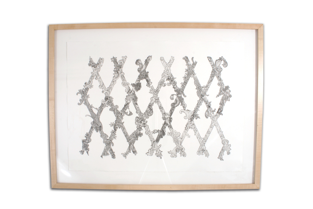 , 'Lattice,' 2014, Ornamentum
