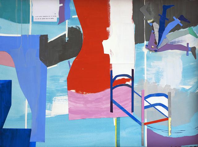 , 'La cama,' 2018, Die Ecke Arte Contemporáneo