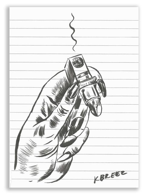 """, '""""She Smokes"""",' 2016, PRIMARY"""