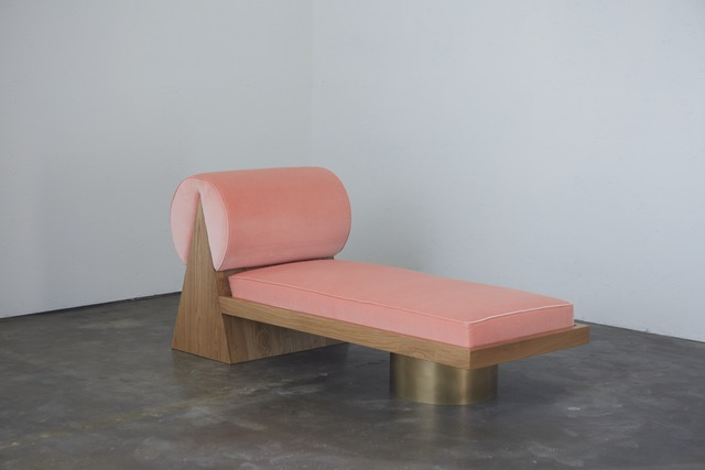 , 'Peach Lounge ,' 2016, Sight Unseen