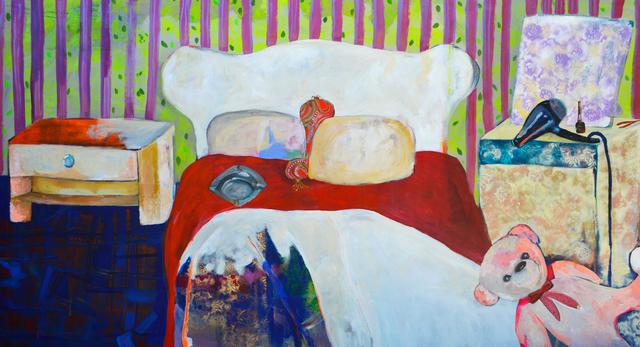 , 'Intimate Space #12,' 2016, Zawyeh Gallery