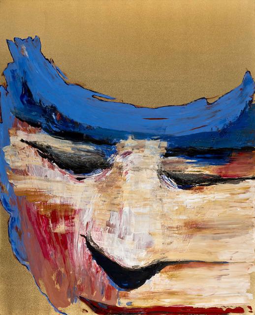 , 'Mask,' 2013, Gallery Ilayda