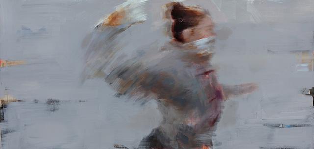 , 'The Thrower #1,' 2016, Lazinc