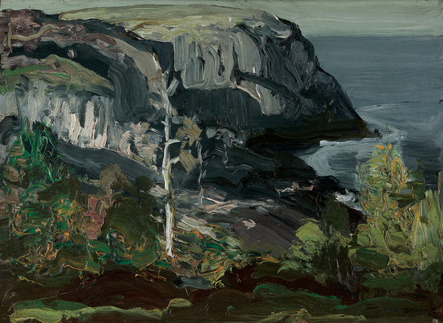 , 'Ocean Headland, Blackhead, Monhegan,' 1911, Questroyal Fine Art