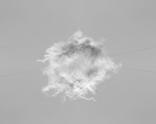 , 'Field Note: Cloud,' 2015, Brownie Project