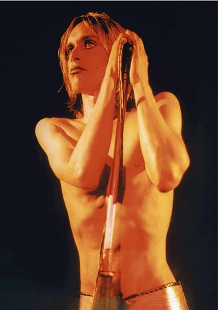 , 'Iggy Pop, Raw Power Cover, London,' 1972, The Bonnier Gallery
