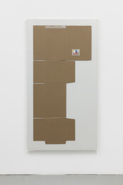 , 'Stranger's Guide to Home Territories II,' 2016, Supportico Lopez
