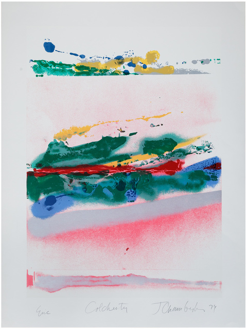 John Chamberlain, 'Coldchester', 1979, David Lawrence Gallery