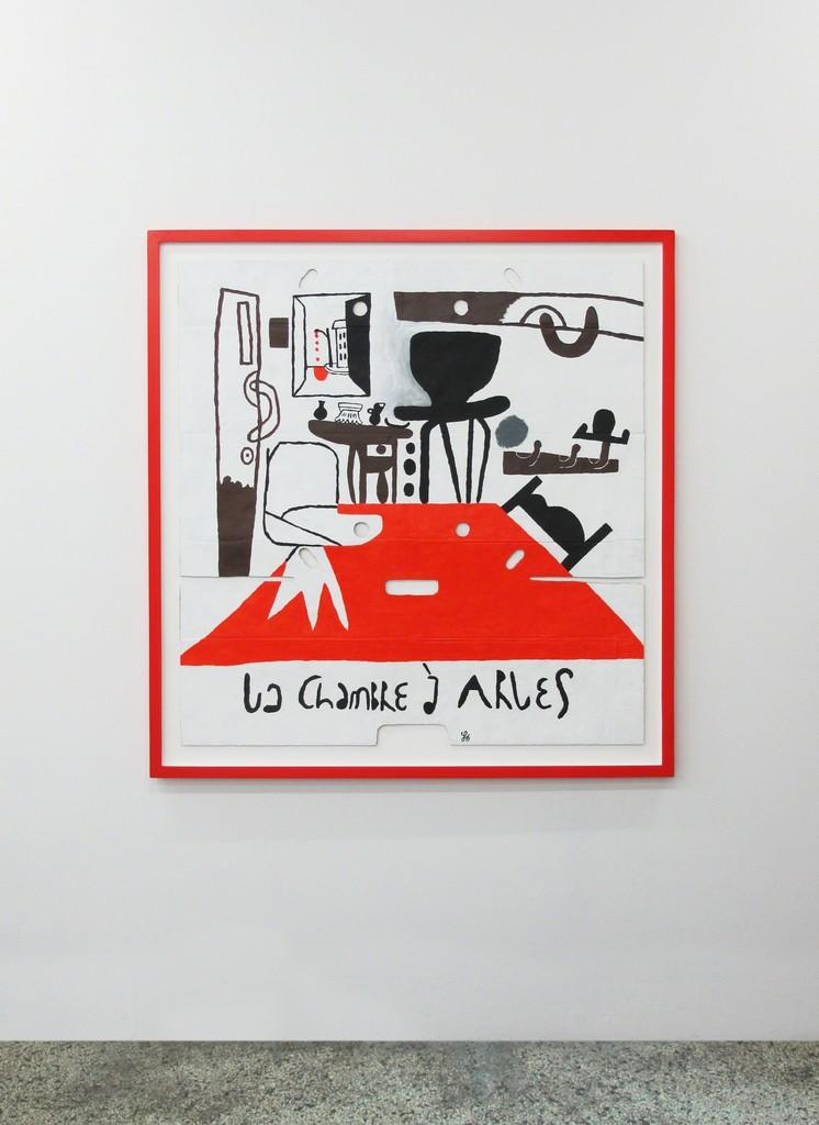 La Chambre à Arles