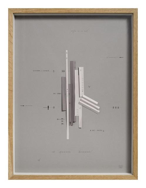 , 'De dans,' 1993, Alejandra von Hartz Gallery