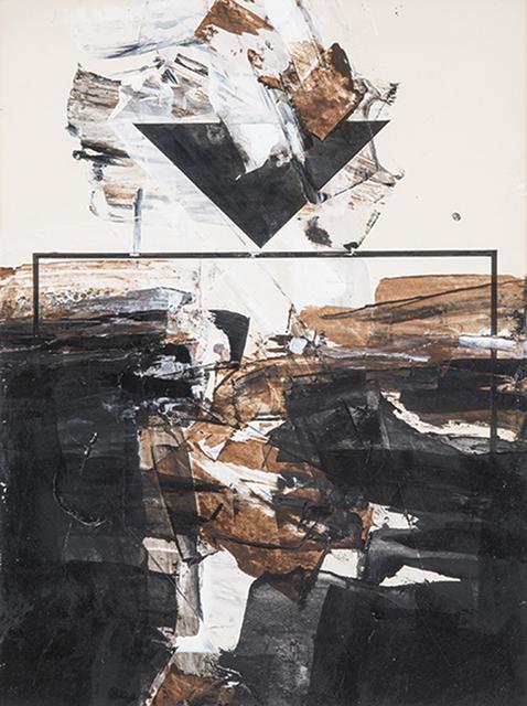 Luis Feito López, 'UNTITLED', 1987, Aurora Vigil-Escalera Art Gallery