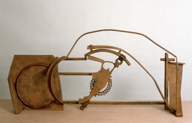 "Anthony Caro, 'Table Piece ""Catalan Lace"",' 1987-1988, C. Grimaldis Gallery"