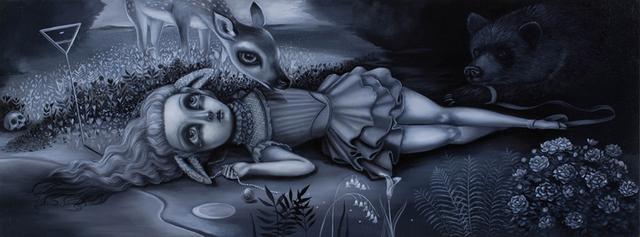 , 'Midnight Reverie,' 2015, AFA Gallery