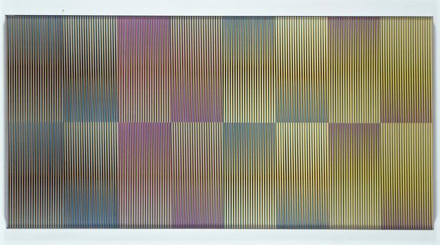 , 'Physichromie 1026,' 1975, Galerie Denise René