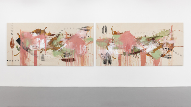 , 'Rapid Buckling of the Loud Song,' 2018, Pilar Corrias Gallery