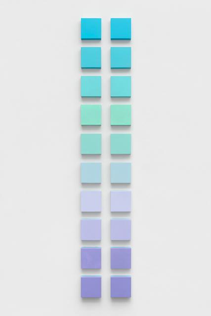 , 'Orchid Miami Ladder,' 2017, Galleri Urbane