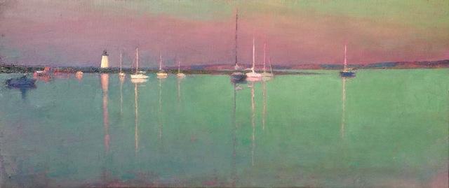 Larry Horowitz, 'Edgartown Harbor Evening', 2017, Eisenhauer Gallery