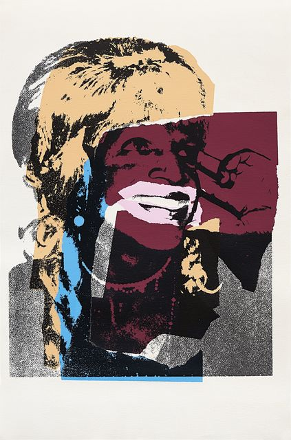 Andy Warhol, 'Ladies and Gentlemen, Orange (FS II.133)', 1975, Revolver Gallery