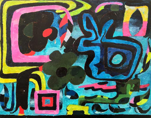 , 'Untitled (Dec 31/16),' 2016, parts gallery