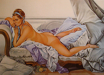 , 'Touche le Boucher,' 1974, David Lawrence Gallery