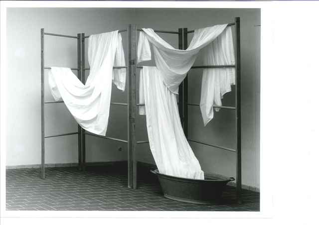 , 'Drying Rack,' 1968, Upstream Gallery