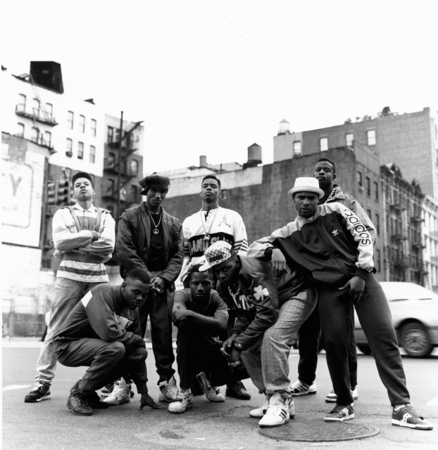 , 'Ultramagnetic MC's,' 1989, Getty Images Gallery