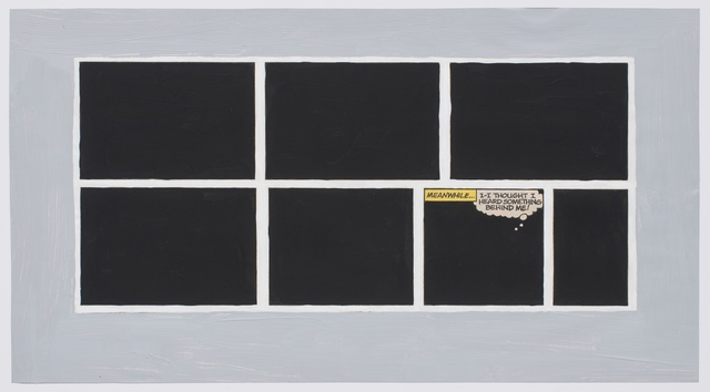, 'Strip Tease #1,' 1995, Reynolds Gallery