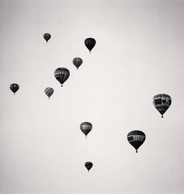 , 'Ten Balloons, Albuquerque, New Mexico, USA,' 1993, Robert Mann Gallery