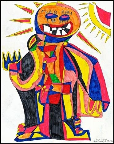 , 'The Salesman,' 2007, 55Bellechasse