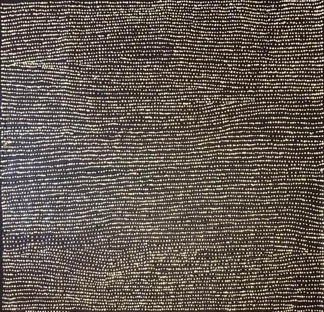 Willy Tjungurrayi, 'Hailstorm at Kaakuratintja', 2008, Gannon House Gallery