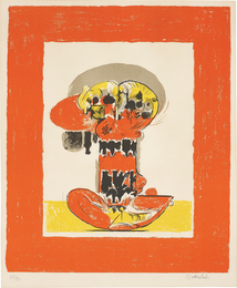 Graham Sutherland, 'Balancing Form,' 1972, Phillips: Evening and Day Editions
