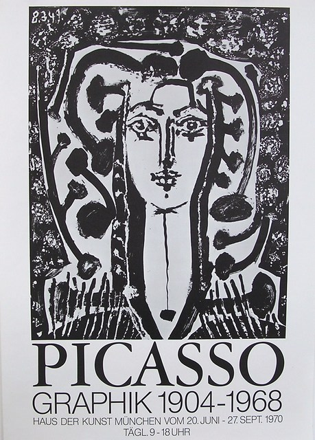 Pablo Picasso, 'Picasso Graphik 1904 - 1968', 1970, Eames Fine Art