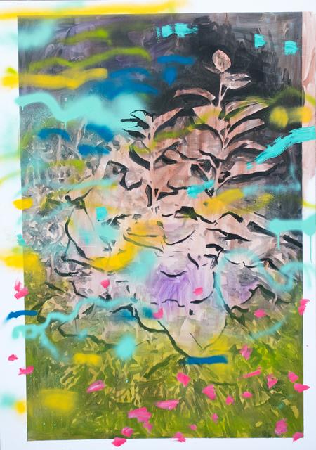 , 'Night Plants ,' 2019, 99 Loop Gallery