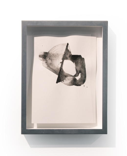 , 'Schmiereck,' 2012, Galerie Nikolaus Ruzicska
