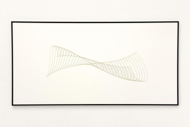 , 'Skelette der Stimmen, Part Ⅰ (pt. 4),' 2018, Micheko Galerie