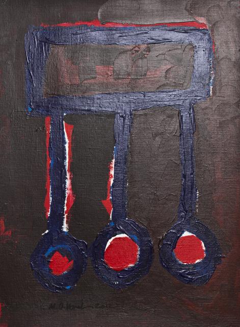 , 'Forms IX,' 2012, Cuadro Gallery