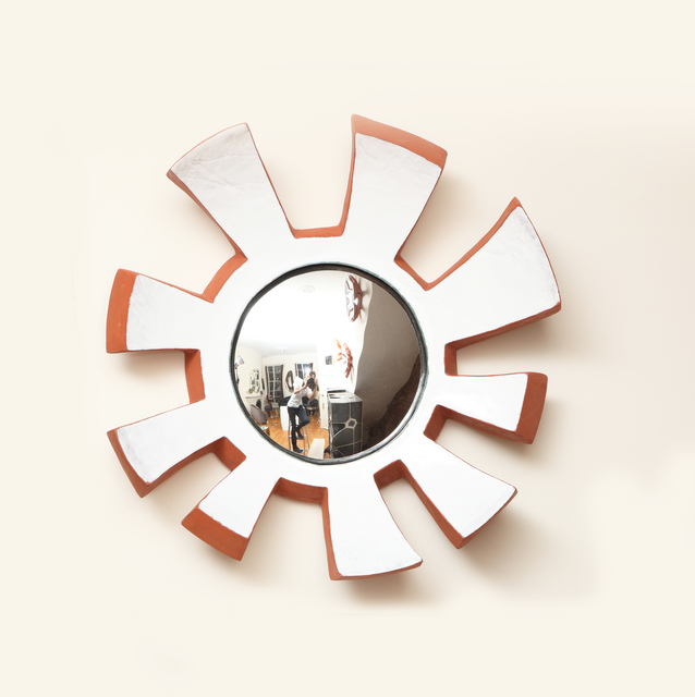 , 'Cosmos Mirror,' 2015, Twenty First Gallery