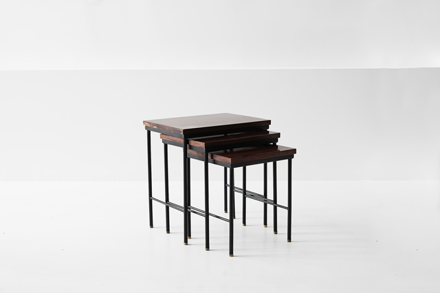 , 'Nesting tables,' 1955, Side Gallery