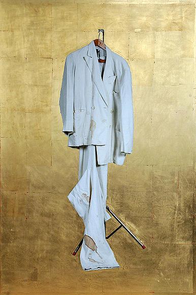 , 'Silk,' 2013, Galleria Ca' d'Oro