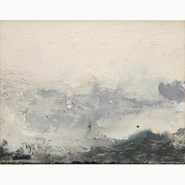 , 'Barometer,' 1992, Helen Frankenthaler Foundation