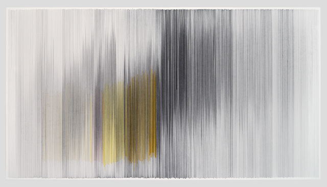 , 'motion drawing 35,' 2014, Carrie Secrist Gallery