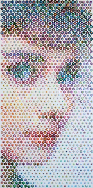 , 'Audrey,' 2017, SimonBart Gallery