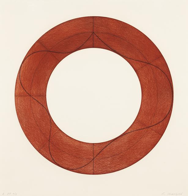 , 'Ring Image A,' 2008, Aspinwall Editions