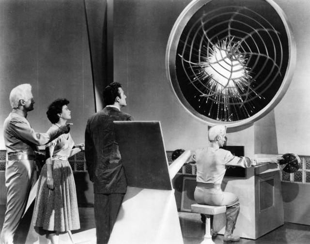 Daniel Rothbart, 'Explosion in Space 1957_2019', 2019, Galerie Depardieu Art Contemporain